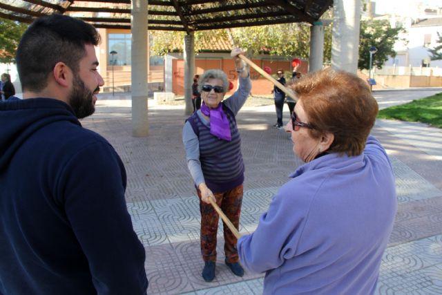 Puerto Lumbreras fomenta el ejercicio físico en parques biosaludables - 1, Foto 1