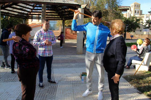 Puerto Lumbreras fomenta el ejercicio físico en parques biosaludables - 2, Foto 2