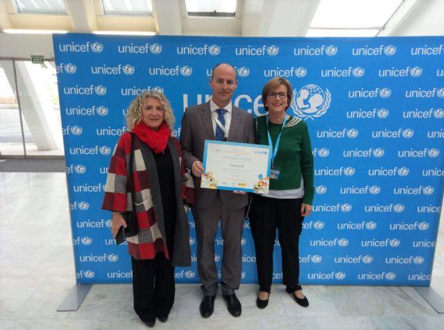 Alcantarilla recibe su reconocimiento como Ciudad Amiga de la Infancia para el periodo 2018-2022 - 1, Foto 1