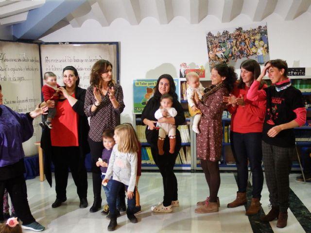 Finaliza el III Taller de Cuentos para padres y madres, Foto 9