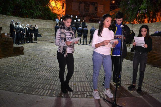 Calasparra se une en contra de la Violencia de Género - 2, Foto 2