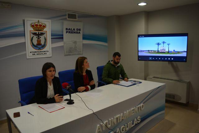 Águilas mejorará su imagen con una moderna rotonda de acceso al municipio - 1, Foto 1