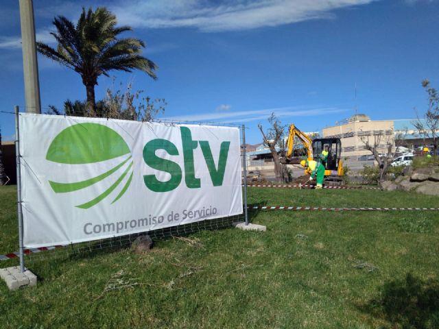 Águilas mejorará su imagen con una moderna rotonda de acceso al municipio - 2, Foto 2