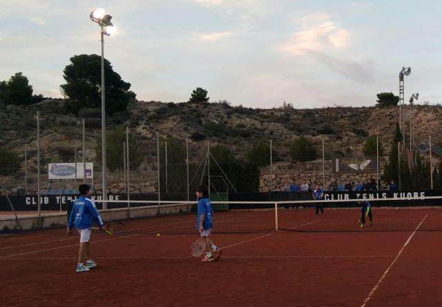 Third Matchday League Match of the Kuore Tennis Club of Totana against Mazarrón Tennis Club, Foto 6