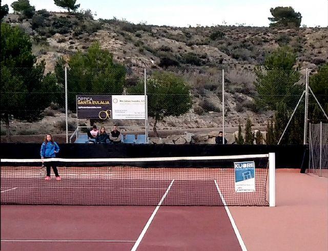 Third Matchday League Match of the Kuore Tennis Club of Totana against Mazarrón Tennis Club, Foto 7