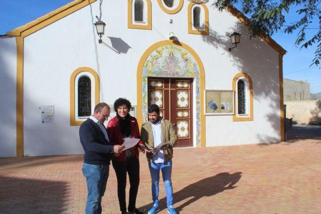 La pedanía lumbrerense de El Esparragal  La Estación celebra sus Fiestas en honor a la Purísima - 1, Foto 1