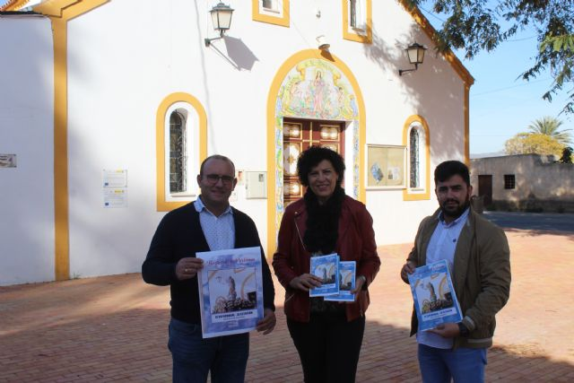 La pedanía lumbrerense de El Esparragal  La Estación celebra sus Fiestas en honor a la Purísima - 2, Foto 2