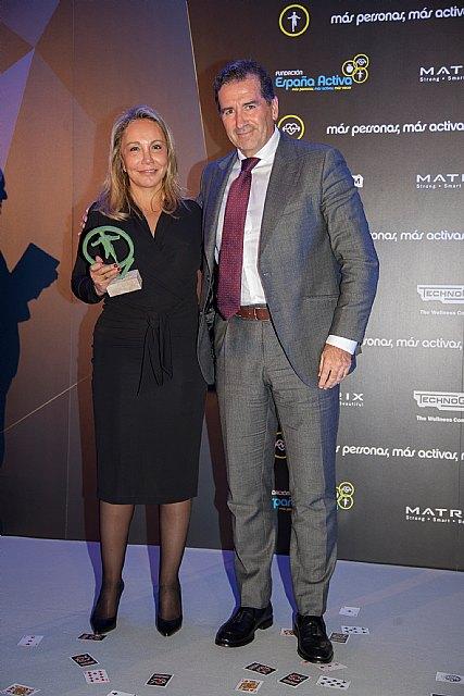 eLPOZO ALIMENTACIÓN, premiada por su apoyo al deporte, Foto 1