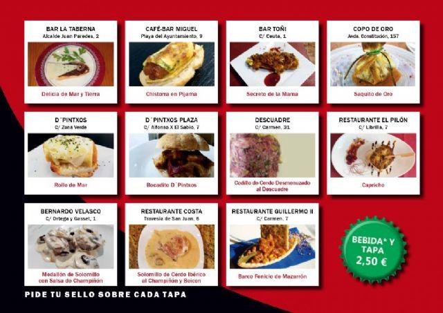 11 establecimientos ofrecen a partir de mañana sus apuestas gastronómicas en la Ruta de la tapa - 3, Foto 3