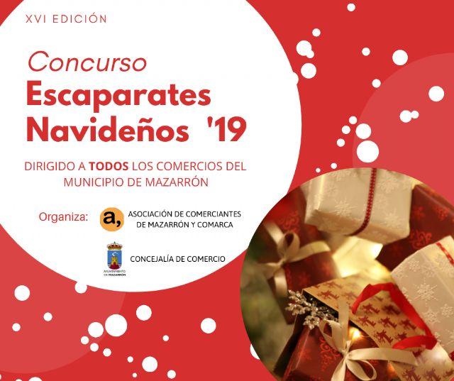 ACOMA y la Comercio ponen en marcha un año más el concurso de escaparates navideños, Foto 1