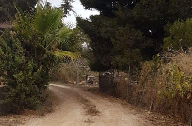 El paraje de Los Carriones dispondrá de calles asfaltadas - 1, Foto 1