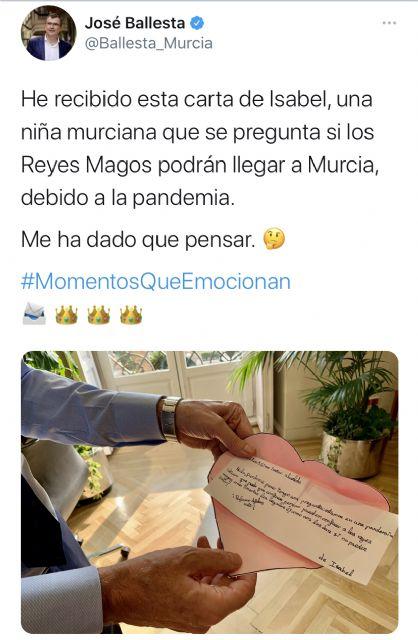 Un salvoconducto del Ayuntamiento permitirá que los Reyes Magos puedan llegar a los hogares de los niños y niñas de Murcia - 3, Foto 3