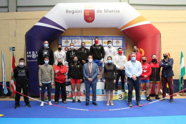 Campeonatos de España de Lucha Senior - 1, Foto 1