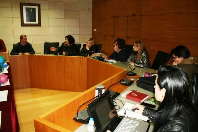 La Junta de Pedáneos aborda las necesidades y demandas de las siete pedanías de Totana desde la última reunión a finales de noviembre - 3, Foto 3
