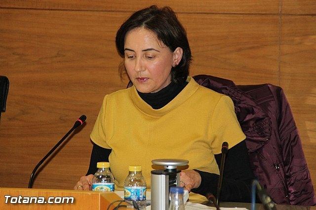 Ana Mª Cánovas Cánovas, concejal de Hacienda, en una foto de archivo, Foto 1