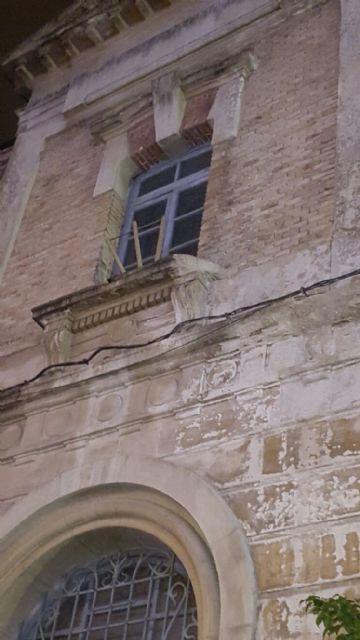 Cambiemos Murcia denuncia el estado de abandono del antiguo colegio del Carmen - 2, Foto 2