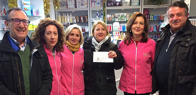 Las Hermandades y Cofradías de Totana destinan 1.600 euros a la compra de necesidades médicas para Cáritas