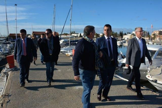 Fomento avanza en la licitación del puerto deportivo de Los Alcázares, que supondrá una inversión de 550.000 euros - 1, Foto 1