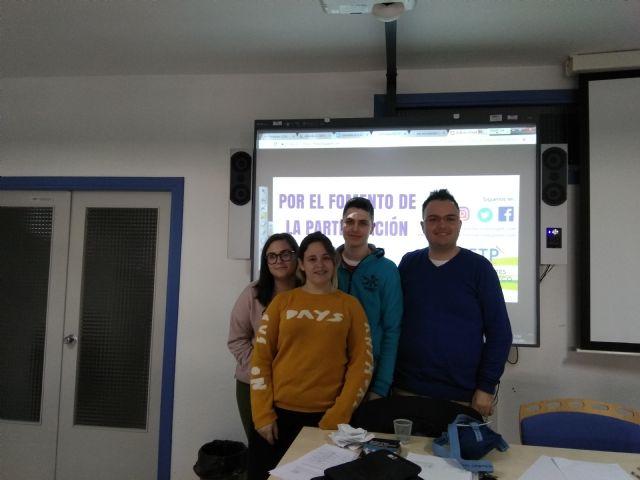 Estudiantes Torre-Pacheco elige presidenta a Patricia Campillo, estudiante del IES Gerardo Molina - 1, Foto 1