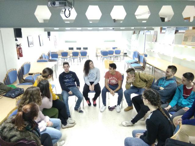 Estudiantes Torre-Pacheco elige presidenta a Patricia Campillo, estudiante del IES Gerardo Molina - 3, Foto 3