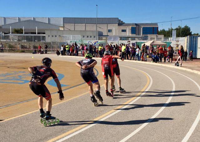 Los patinadores torreños se cuelgan 13 medallas en la apertura del campeonato regional de velocidad - 3, Foto 3