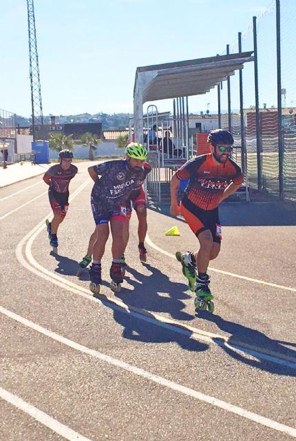 Los patinadores torreños se cuelgan 13 medallas en la apertura del campeonato regional de velocidad - 4, Foto 4