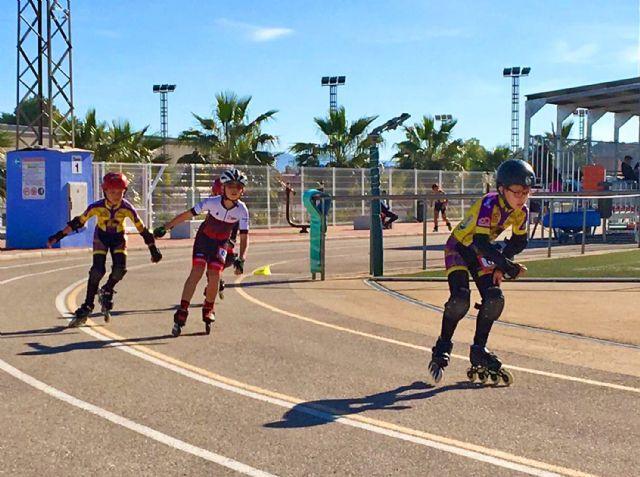 Los patinadores torreños se cuelgan 13 medallas en la apertura del campeonato regional de velocidad - 5, Foto 5