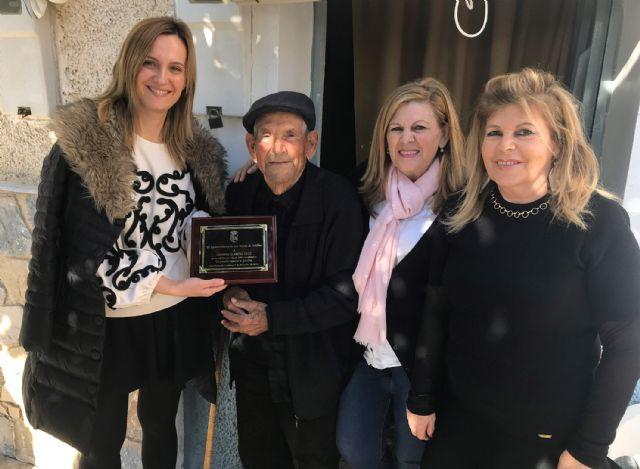Homenaje del Ayuntamiento torreño a su vecino Onofre García por sus 100 años - 5, Foto 5