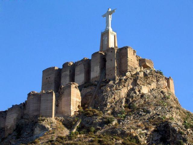 La Asamblea Regional investiga el mal estado de los castillos de Murcia tras la petición de Huermur - 2, Foto 2