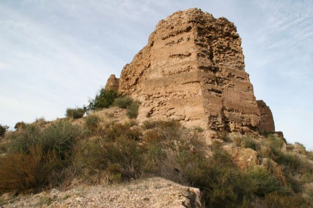 La Asamblea Regional investiga el mal estado de los castillos de Murcia tras la petición de Huermur - 3, Foto 3