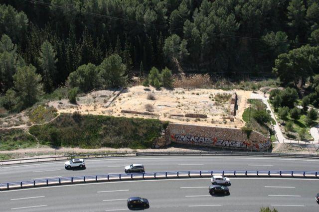 La Asamblea Regional investiga el mal estado de los castillos de Murcia tras la petición de Huermur - 4, Foto 4