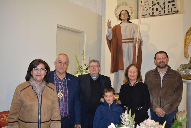 El Paso Blanco celebra su tradicional pregón a San Juan Evangelista - 2, Foto 2