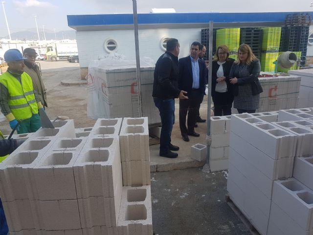 La Comunidad mejora las instalaciones y servicios del puerto de Mazarrón, Foto 1