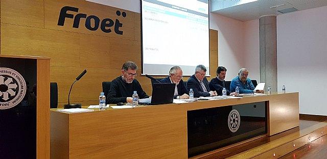 El presidente de Froet se compromete a ser beligerante en la defensa de los intereses del sector - 2, Foto 2