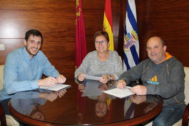 Firmados convenios con tres clubes deportivos por valor de 100.000 euros - 1, Foto 1