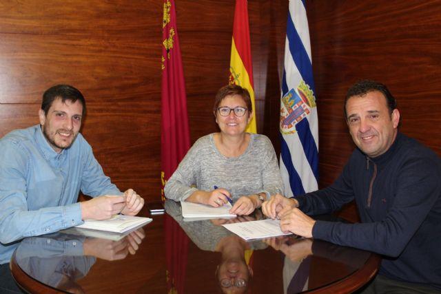 Firmados convenios con tres clubes deportivos por valor de 100.000 euros - 2, Foto 2