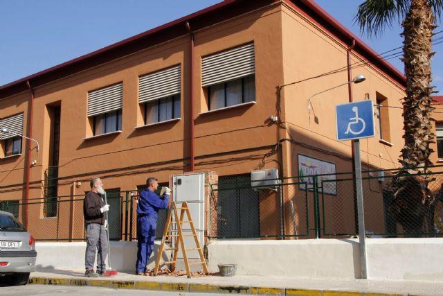 El Ayuntamiento invierte 55.000 euros para mejorar los centros educativos - 1, Foto 1