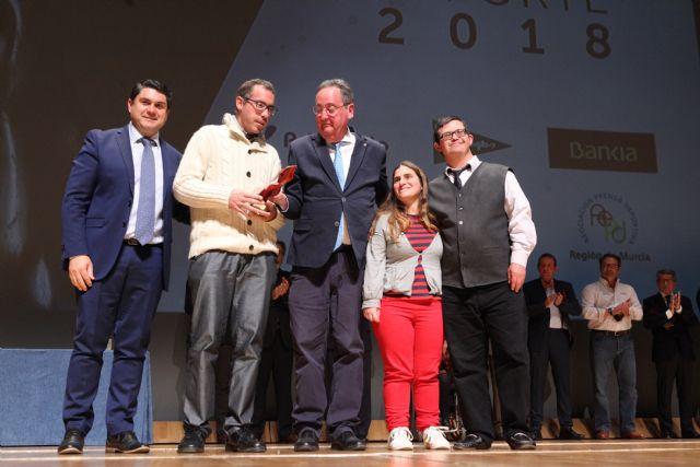 Los premios al mérito deportivo de la Región de Murcia distinguen la gestión de Pinatar Arena - 1, Foto 1