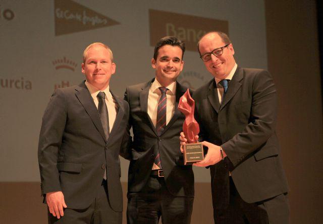 Los premios al mérito deportivo de la Región de Murcia distinguen la gestión de Pinatar Arena - 2, Foto 2