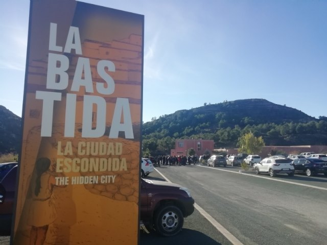 The Autonomous Community grants a subsidy of 80,577 euros for the execution of new interventions in the archaeological site of La Bastida - 4