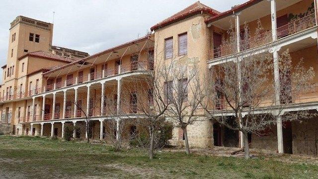 ECONOMÍA / La empresa Epic Winner invierte en la construcción de un Hotel  Rural en el Sanatorio de Sierra Espuña (INOCENTADA) - murcia.com