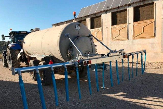 Disponible AUTOTEST para ganaderos sobre la nueva normativa de purines de Cataluña - 1, Foto 1