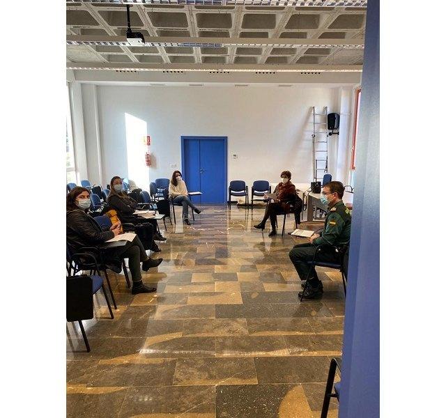 Se reúne la Mesa Local de Coordinación Contra la Violencia de Género de Cehegín - 1, Foto 1