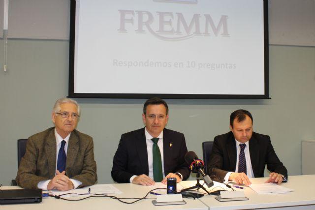 El Ayuntamiento de Alhama de Murcia firma un convenio de colaboración con la FREMM, Foto 1