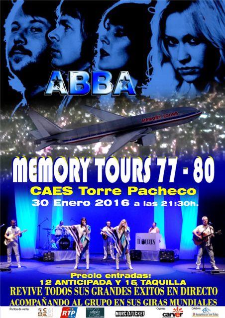 ABBA - Memory Tours 77-80 - 1, Foto 1