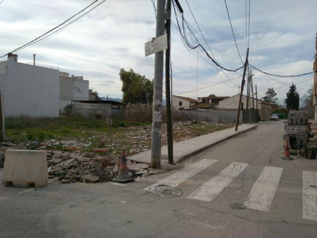 C's exige al PP una limpieza inmediata de los solares abandonados que degradan muchas zonas del sur de Murcia desde hace años - 4, Foto 4