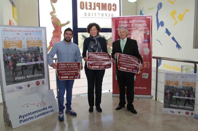 Puerto Lumbreras albergará la final regional de campo a través en edad escolar - 1, Foto 1