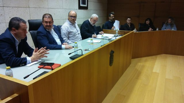 Totana hosts the Governing Board of the Sierra Espuña Tourist Federation, Foto 2
