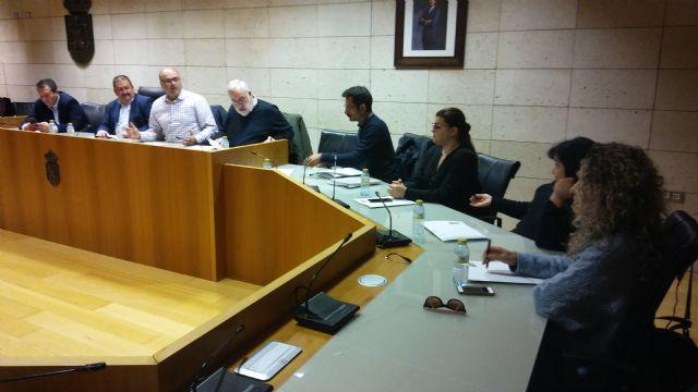 Totana acoge la Junta de Gobierno de la Mancomunidad Turística de Sierra Espuña, Foto 4