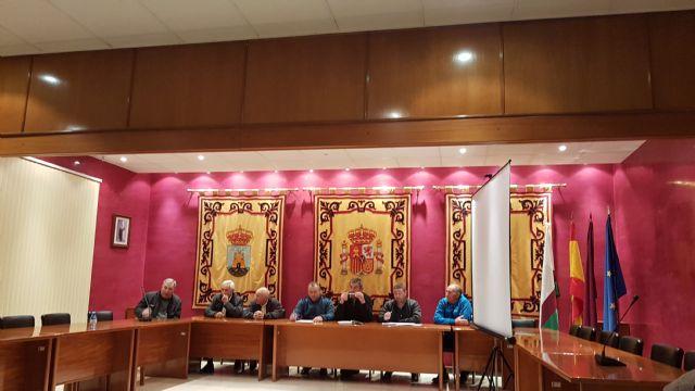 El Concejal de Agricultura asiste a la Asamblea Ordinaria de los regantes de Cañada de Los Olmos - 1, Foto 1